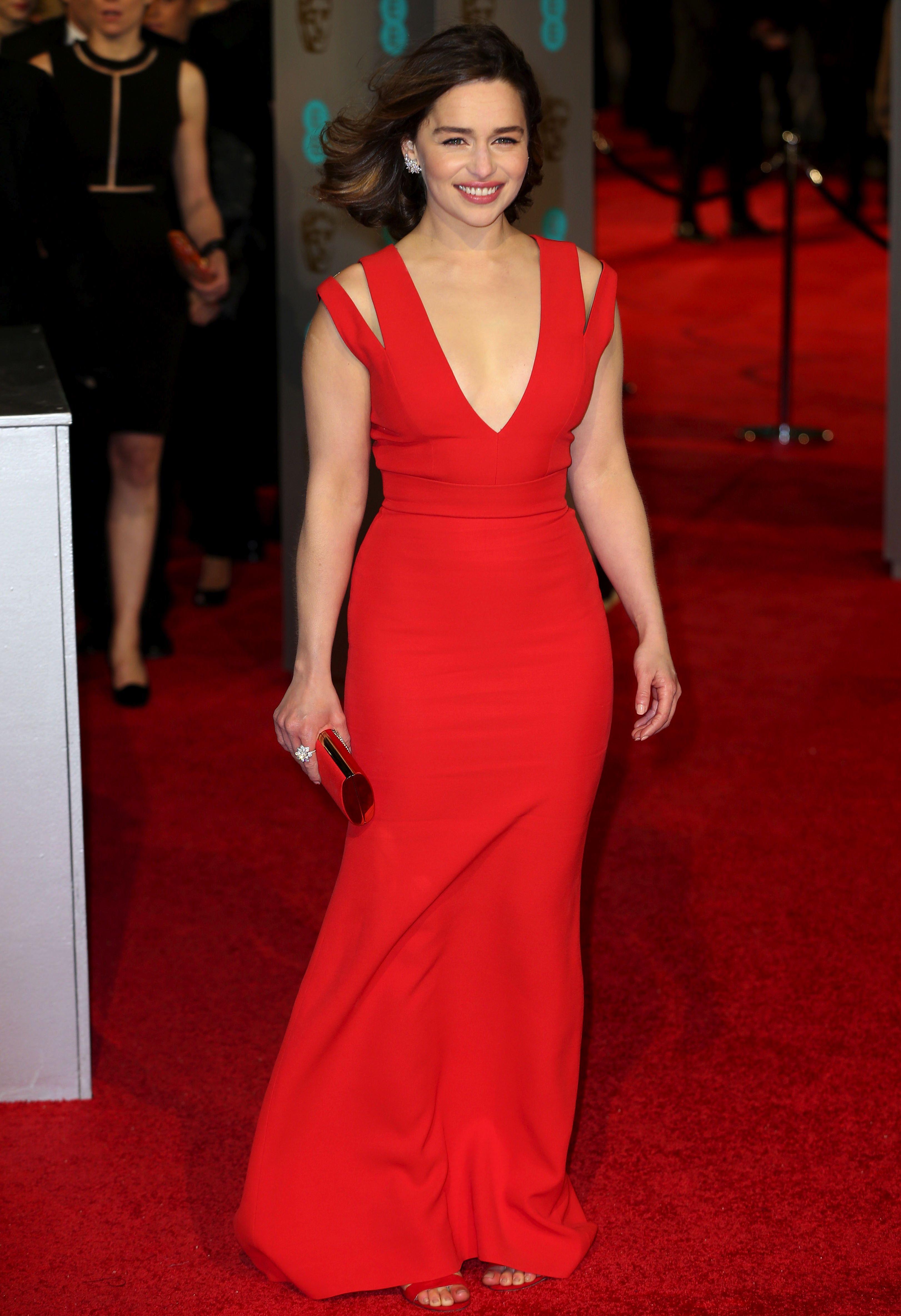 Best: Emilia Clarke