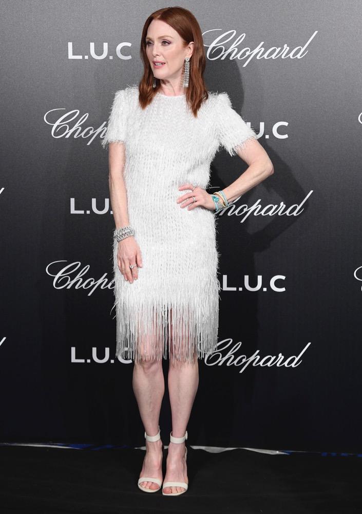 Julianne Moore at the Chopard Gentlemen's Evening