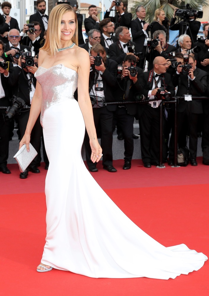 Petra Nemcova at the Premiere of Sorry Angel