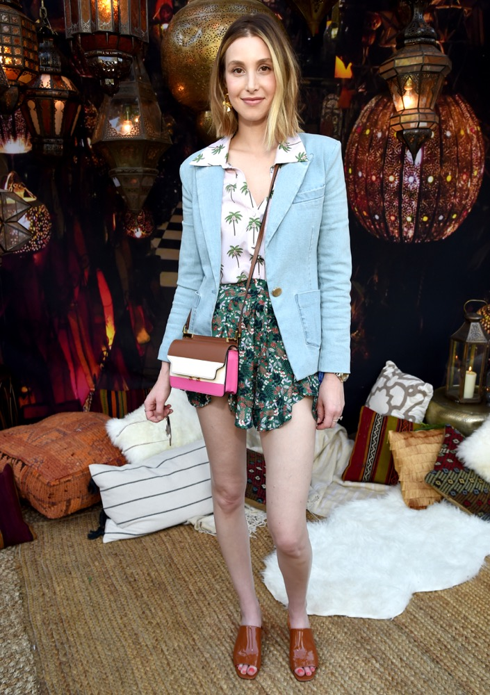 Whitney Port, Weekend 1, Day 1