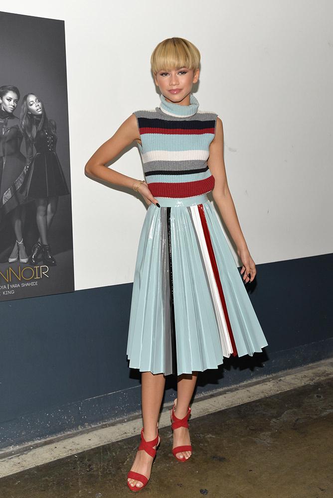 Stripes: Zendaya Coleman