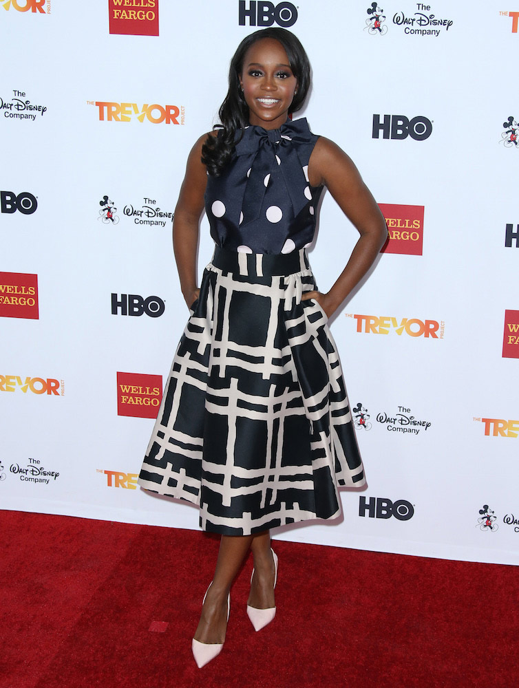 Plaid: Aja Naomi King