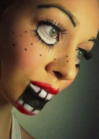 50 Mind Blowing Halloween Makeup Ideas To Try This Year The