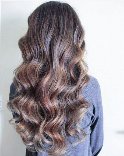Strange 50 Brilliant Balayage Hair Color Ideas Thefashionspot Short Hairstyles Gunalazisus