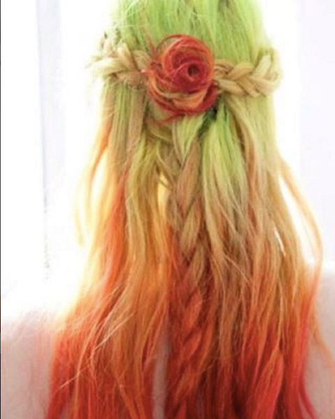 Crazy cool hair color ideas to try if you dare thefashionspot 50 crazy cool hair color ideas to try if you dare urmus Image collections