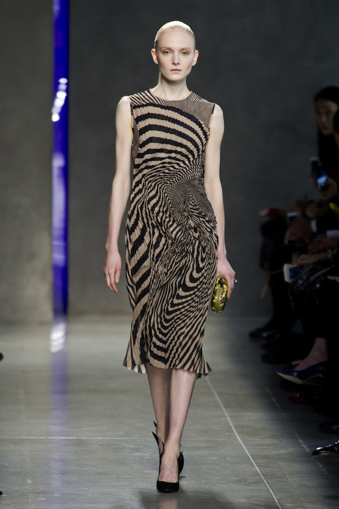 Best Dresses Fall 2014 Bottega Veneta
