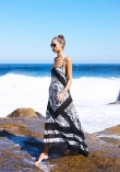 Suboo Madagascar Printed Maxi Dress