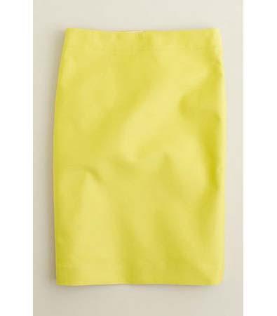 Aqua and Yolky Yellow