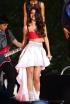 Selena Gomez's Flamenco-Inspired Set