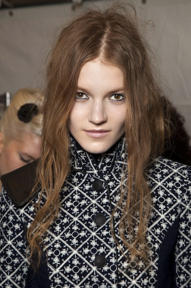 Textured Tresses at Rag & Bone