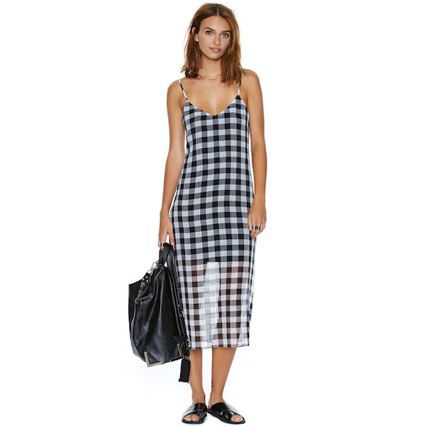 The Gingham Piece
