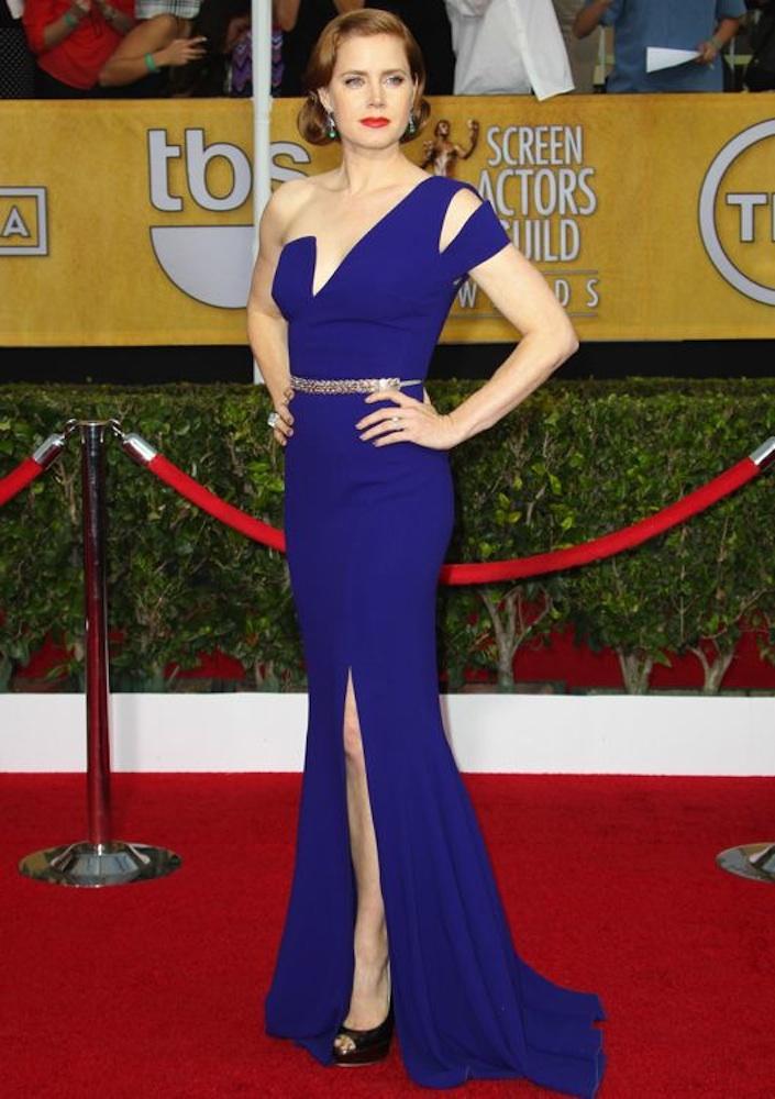 4. Amy Adams at the Screen Actors Guild Awards
