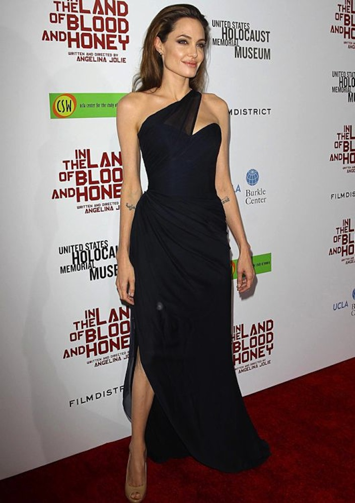 Los Angeles Premiere of In the Land of Blood and Honey December 2011