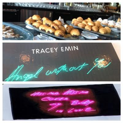 Tracey Emin Brunch