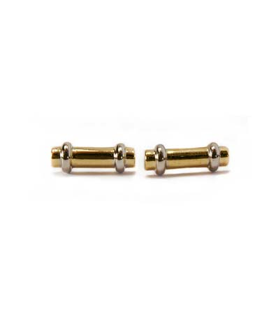 Giles & Brother Dresser Bar Stud Earrings