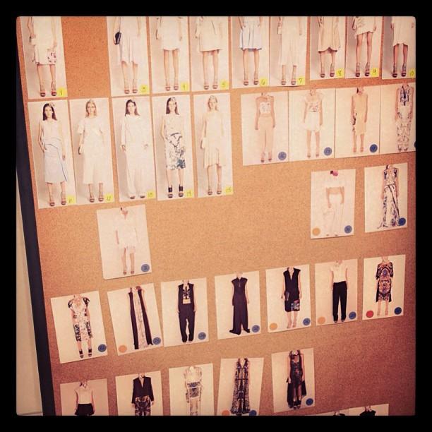 Model boards