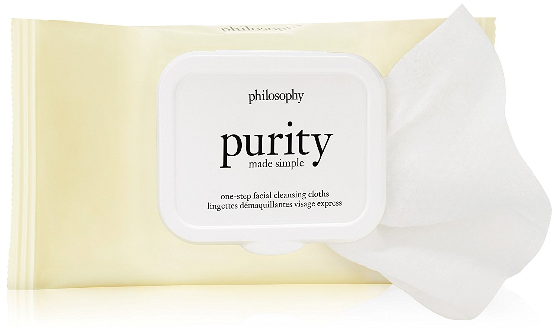 Face Wipe Splurge: Philosophy