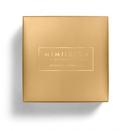 Gold Mask Splurge: Mimi Luzon