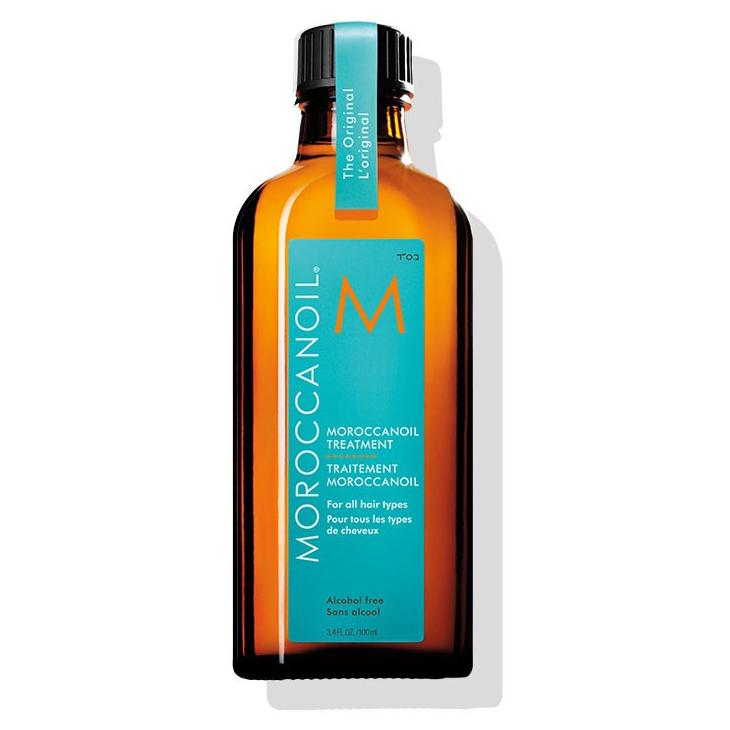 Hair Oil Splurge: Moroccanoil