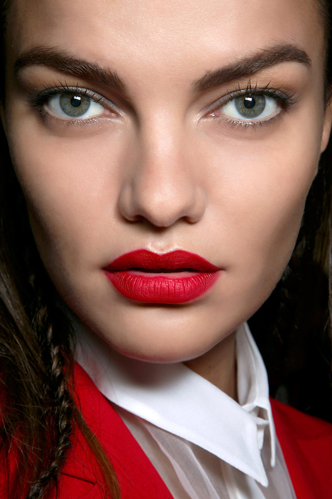 The Red Lip