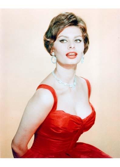 Classic Counterpart: Sophia Loren