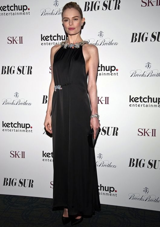 Kate Bosworth at the New York Premiere of Big Sur