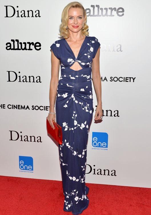 Naomi Watts at the New York Screening of Diana