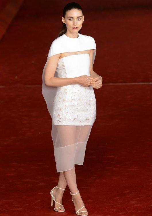 Rooney Mara at the 8th Rome Film Festival Premiere of Her