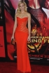 Elizabeth Banks at the Los Angeles Premiere of The Hunger Games: Catching Fire