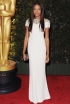 Naomie Harris at the Academy of Motion Picture Arts and Sciences' 2013 Governors Awards
