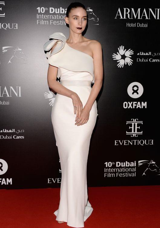 Rooney Mara at the 10th Annual Dubai International Film Festival Oxfam Charity Gala