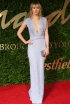 Suki Waterhouse at the 2013 British Fashion Awards