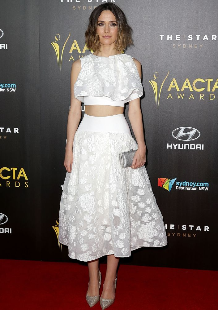 Rose Byrne at the 4th AACTA Awards Ceremony