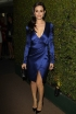 Emmy Rossum at the BVLGARI Presents Decades of Glamour Event