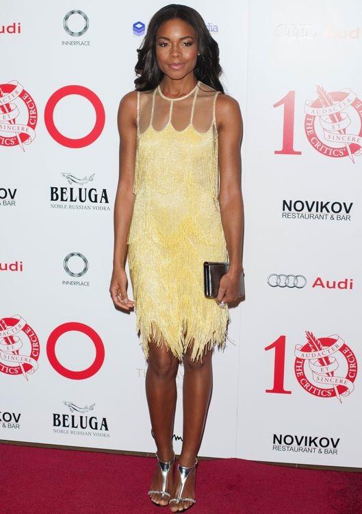 Naomie Harris at the 2014 London Critics' Circle Film Awards