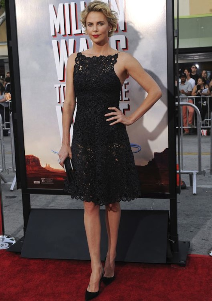 Charlize Theron at the Los Angeles Premiere of A Million Ways to Die in the West