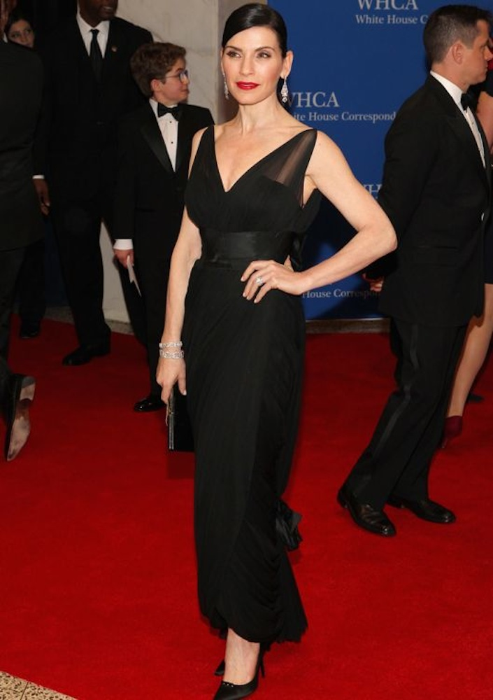 Julianna Margulies at the 100th Annual White House Correspondents' Association Dinner