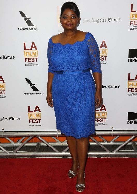 Octavia Spencer at the 2013 Los Angeles Film Festival Premiere of Fruitvale Station