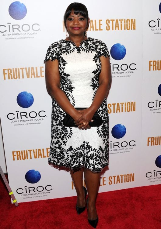 Octavia Spencer at the New York Premiere of Fruitvale Station