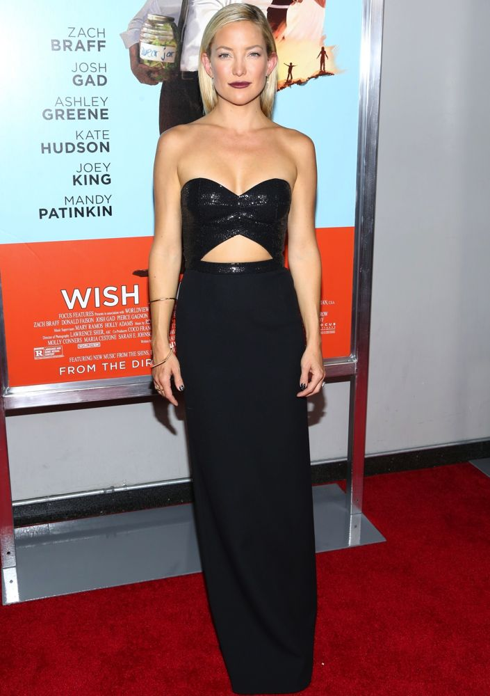 Kate Hudson at the New York Screening of Wish I Was Here