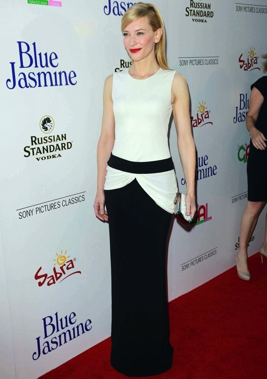 Cate Blanchett at the Los Angeles Premiere of Blue Jasmine