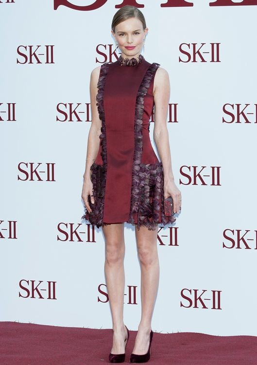 Kate Bosworth at the SKI-II Honoring the Spirit of Discovery Event