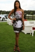 Naomie Harris at the Audi International Polo
