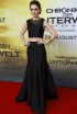 Lily Collins at the Berlin Premiere of The Mortal Instruments: City of Bones