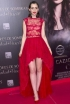 Lily Collins at the Madrid Premiere of The Mortal Instruments: City of Bones