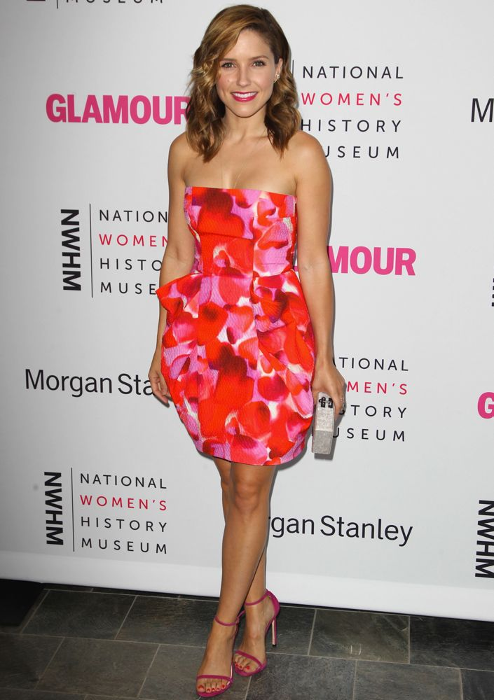Sophia Bush at the 3rd Annual Women Making History Event
