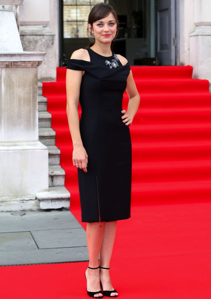 Marion Cotillard at the London Premiere of Two Days, One Night