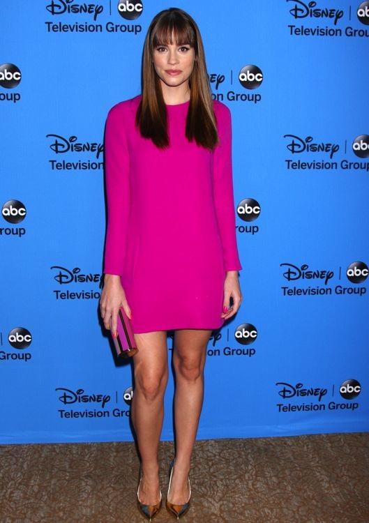 Christa B. Allen at the Disney/ABC 2013 TCA Summer Press Tour Party