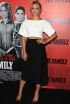 Dianna Agron at the New York Premiere of The Family