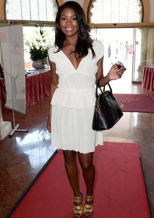 Gabrielle Union at the 70th Venice International Film Festival